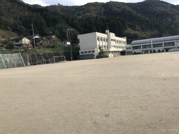 野村→城川→鬼北→松野→三間、1日で約120kmの移動