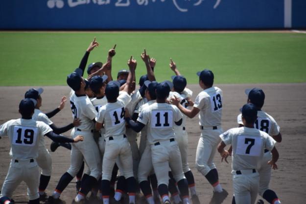 令和2年度愛媛県高等学校夏季野球大会・南予地区は?