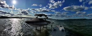 Malletts Bay, Centurion, Enzo, Colchester, Sunstream, Wakesurfing