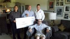 Prometheus Franchise Restaurant Holdings presents check