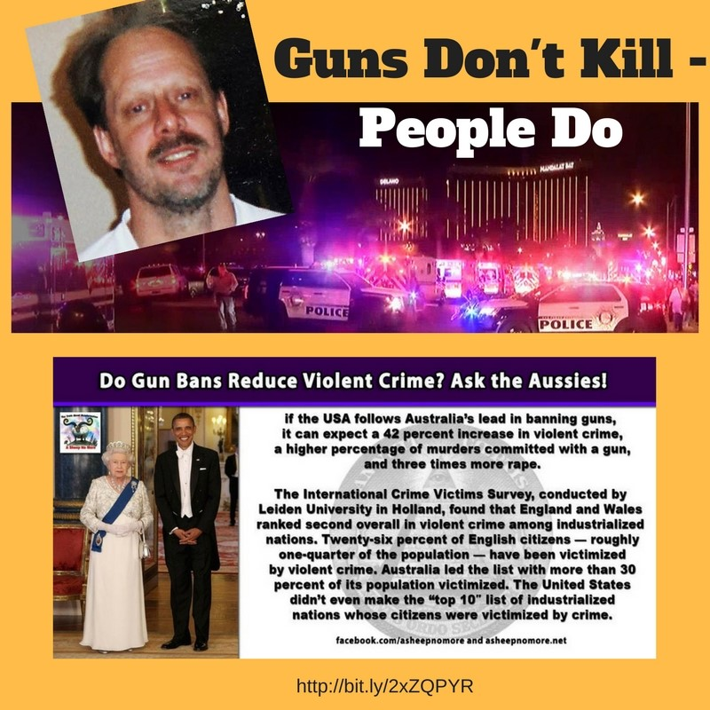 Guns Don't Kill -People Do POSTER , thirt etc