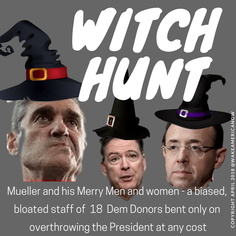 Witch Hunt Mueller