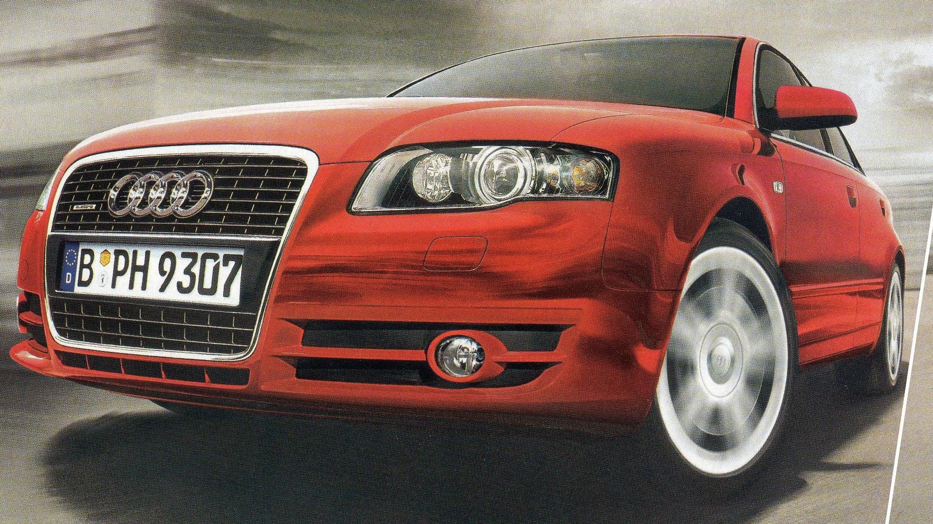 Audi's Alphabet Soup