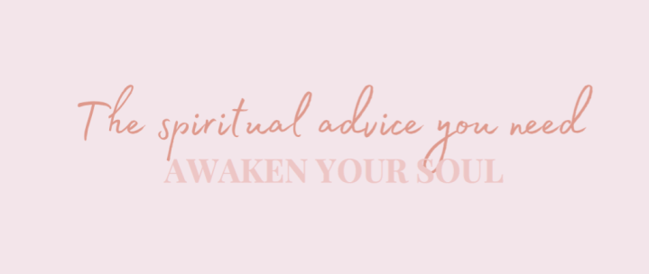 The spiritual advice you need