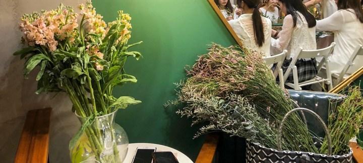 花藝體驗&感恩