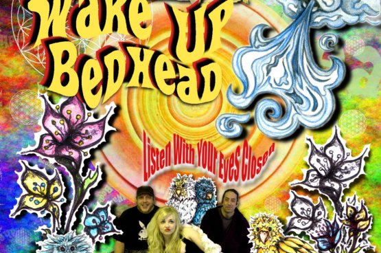 Front Cover Album Art by Sherry Dahlen