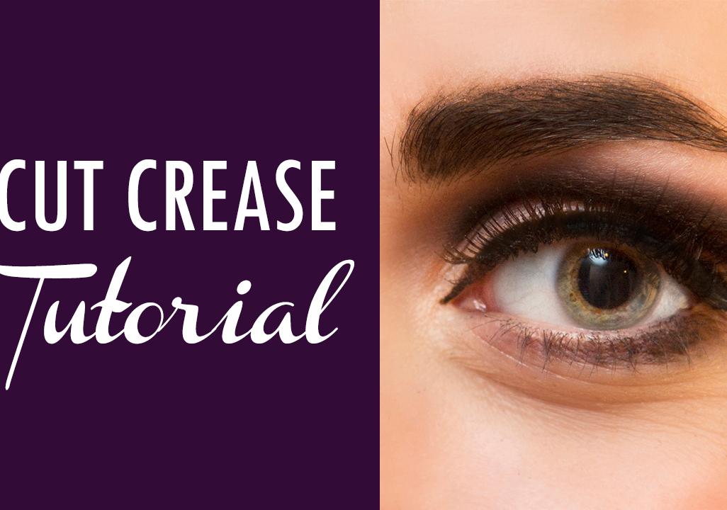 Cut Crease Tutorial - Wake Up For Makeup - photo #49