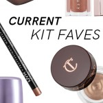 current favorite products in my freelance makeup kit