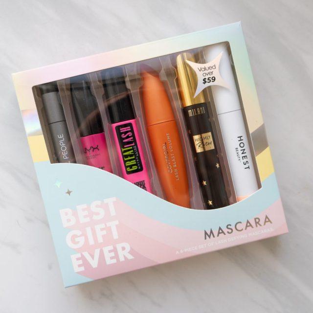 target mascara gift set