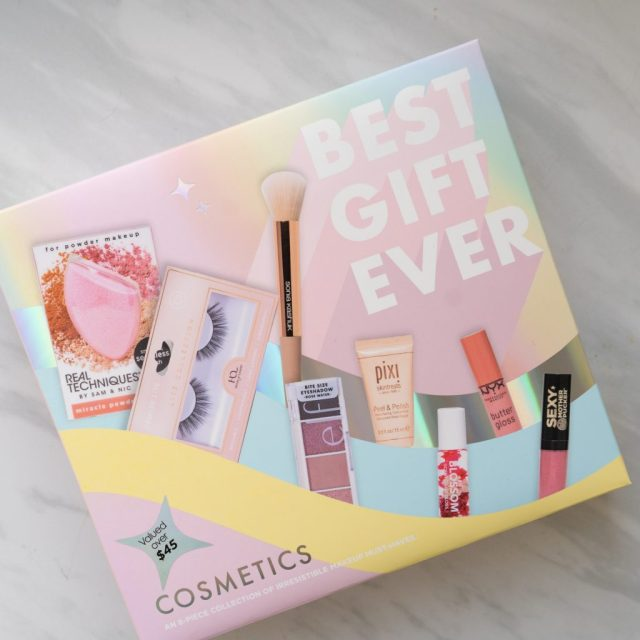 best of beauty gift set at target