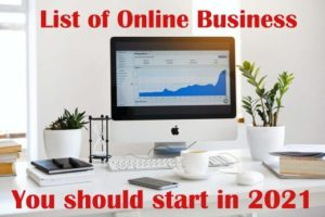 Read more about the article 20 best online businesses, anyone can start easily in 2021