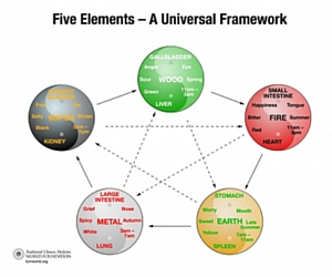 Five Element Theory