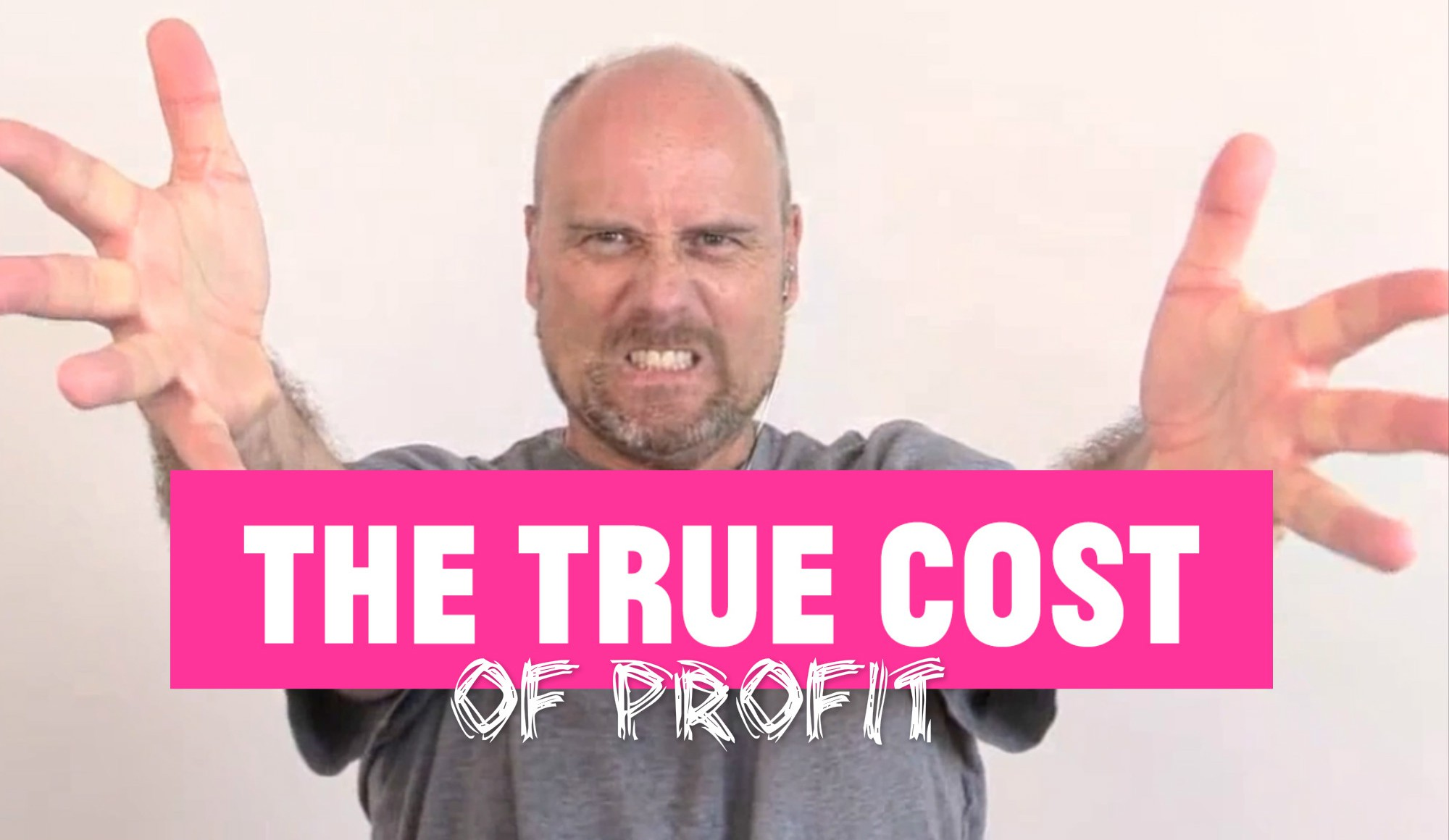 The True Cost of Profit