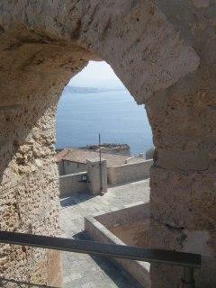 Marseilles arch