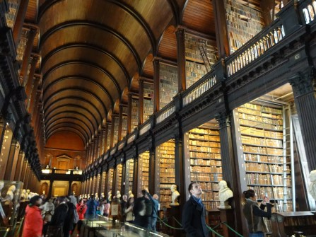 Long Room, Trinity College