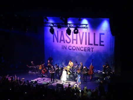 Nashville in Concert, London