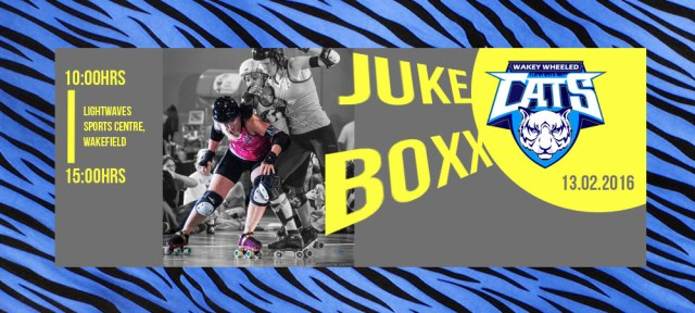 Juke Boxx Bootcamp with Wakey Wheeled Cats