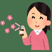 aroma_spray_woman