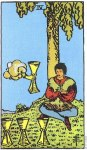 IV of Cups