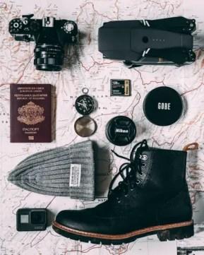 travel gear