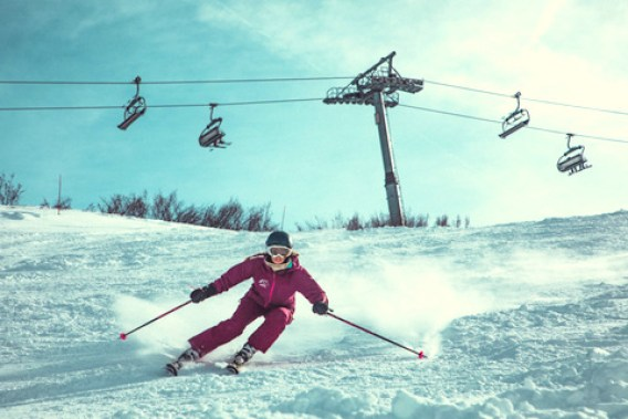 Best ski resorts in Russia