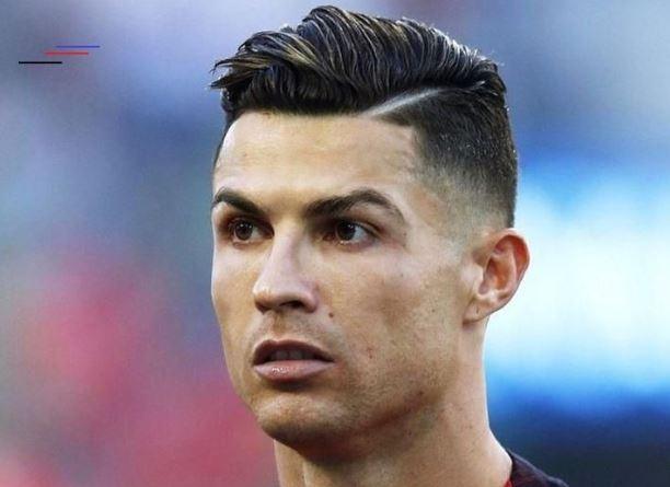 Hairstyle Christian Ronaldo