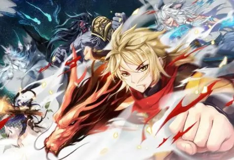 anime Tales of Demons and Gods