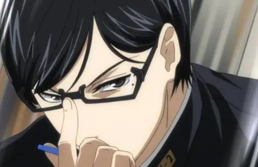 anime Haven't You Heard? I'm Sakamoto overpower