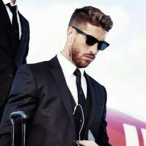 Business Sergio Ramos