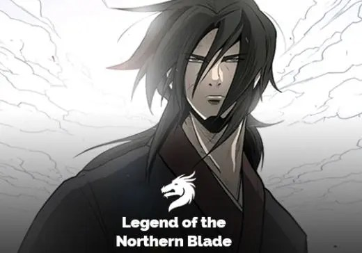 Manhwa adventure Legend of the Northern Blade