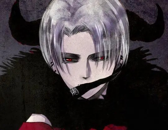 Manhwa Silver Demon King