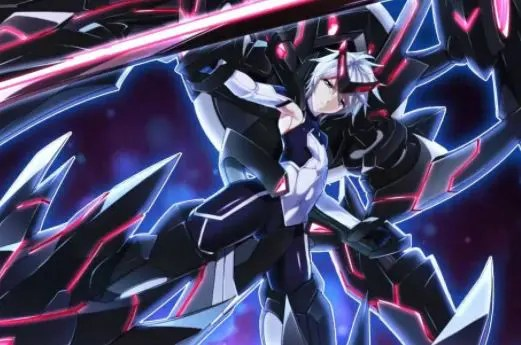 Anime mecha terbaik Undefeated Bahamut Chronicle