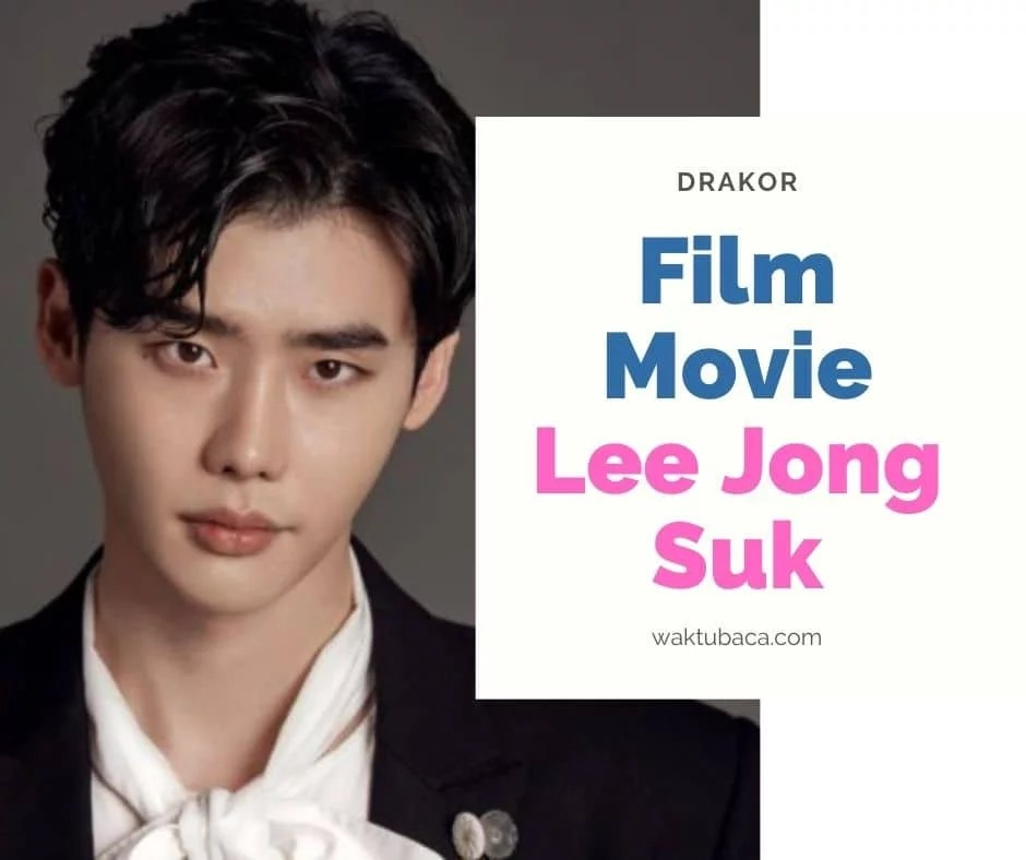 Film Movie Lee Jong Suk terbaru