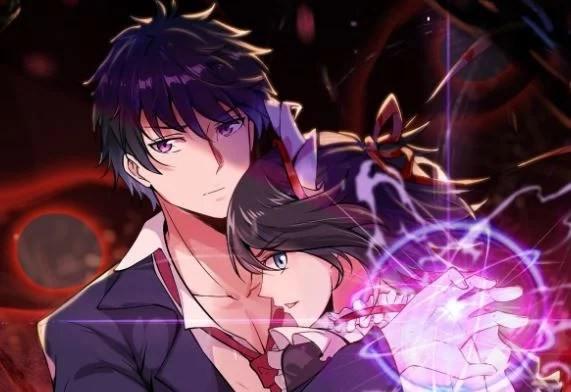 Rebirth City Deity manhua magic