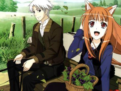 Anime Ookami to Koushinryou