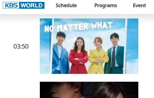 Streaming Drama Korea KBS World