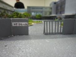 模型 校門