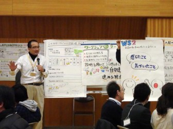 山本さん:ワークショップ2をはじめます