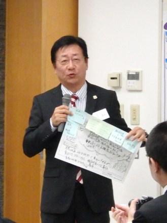 パイロット:川上さん(可児市議会議員)