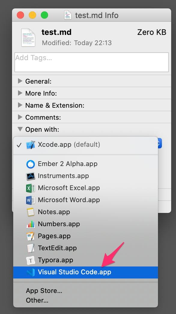 Mac|拡張子に対応して開くアプリを変更 - わくわくBank