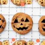 ハロウィンのお化けクッキー