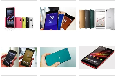 Xperia Z6画像