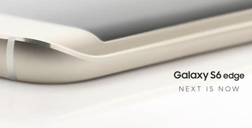 Galaxy S6 edge公式