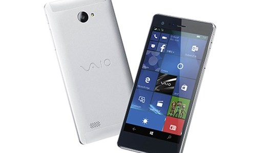VAIO Phone Bizの値段は?スペックは?発売日はいつ頃?