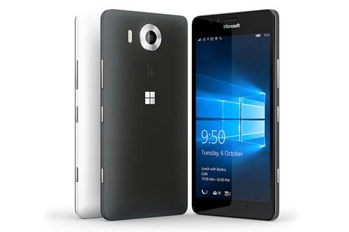 Windows10スマホLumia 950