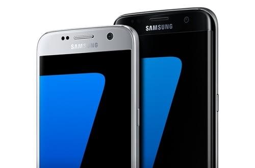Galaxy S7売れ行き日本発売本体