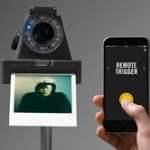 The I-1(アイワン) iPhoneで操作できるスマートポラロイドカメラ