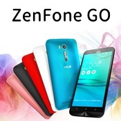 ZenFoneGOがau系格安SIMでも!mineo、UQmobileの端末セットに登場!