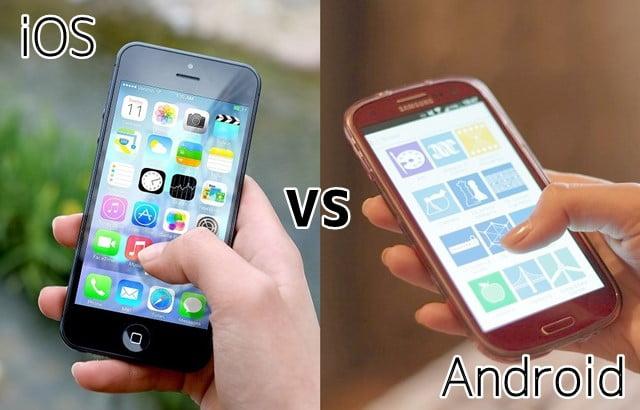 iOS vs Android スマホのOSシェアはどっちが多い?(MMD研究所調べ)トップ画像