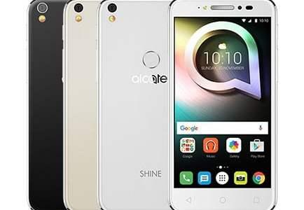 「Alcatel SHINE LITE」 UQモバイル端末セットに登場!価格や料金は?